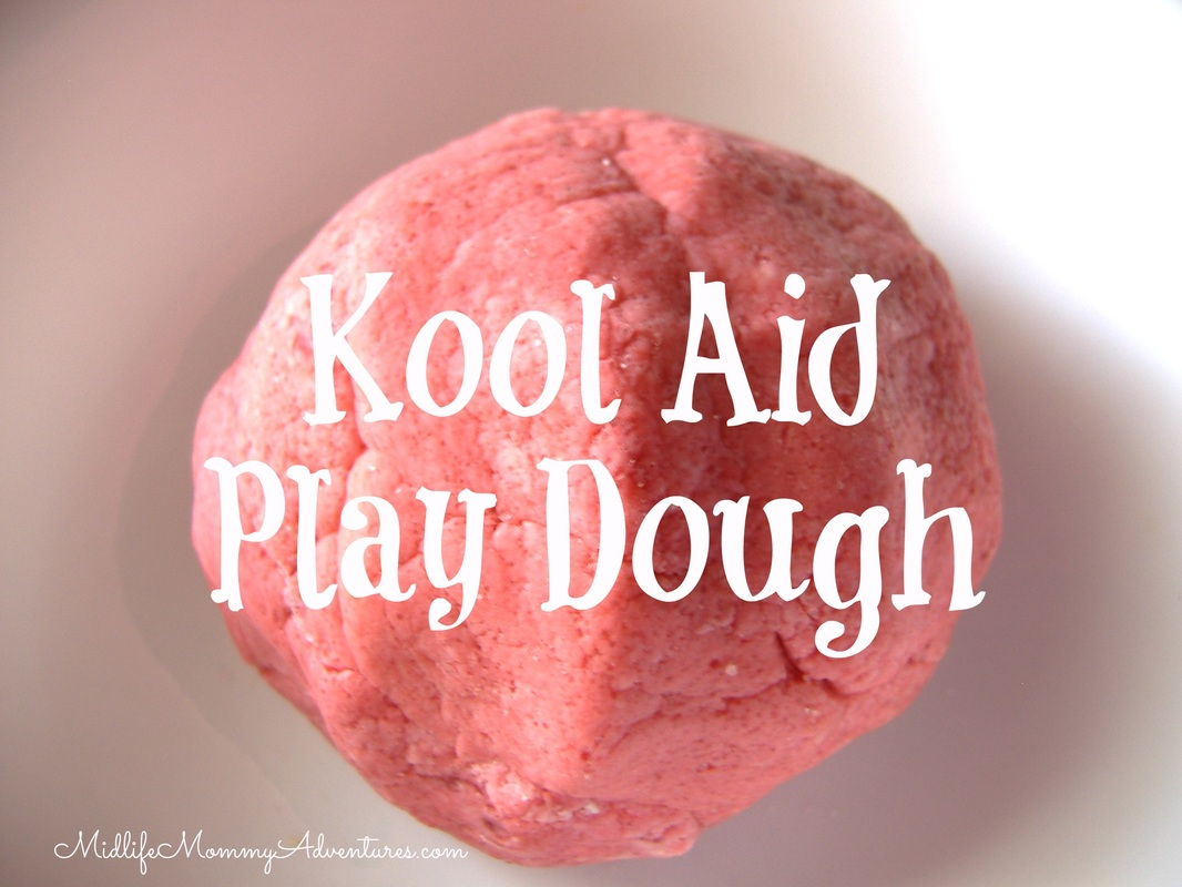 Kool Aid Play Dough Printable Kool Aid Play Dough