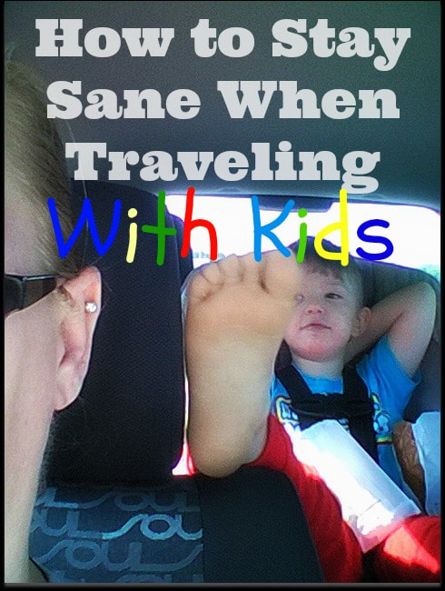 Tips for Staying Sane When Traveling with Kids