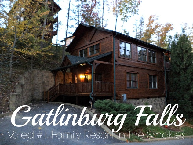 Check out our adventures at Gatlinburg Falls resort in Gatlinburg, TN