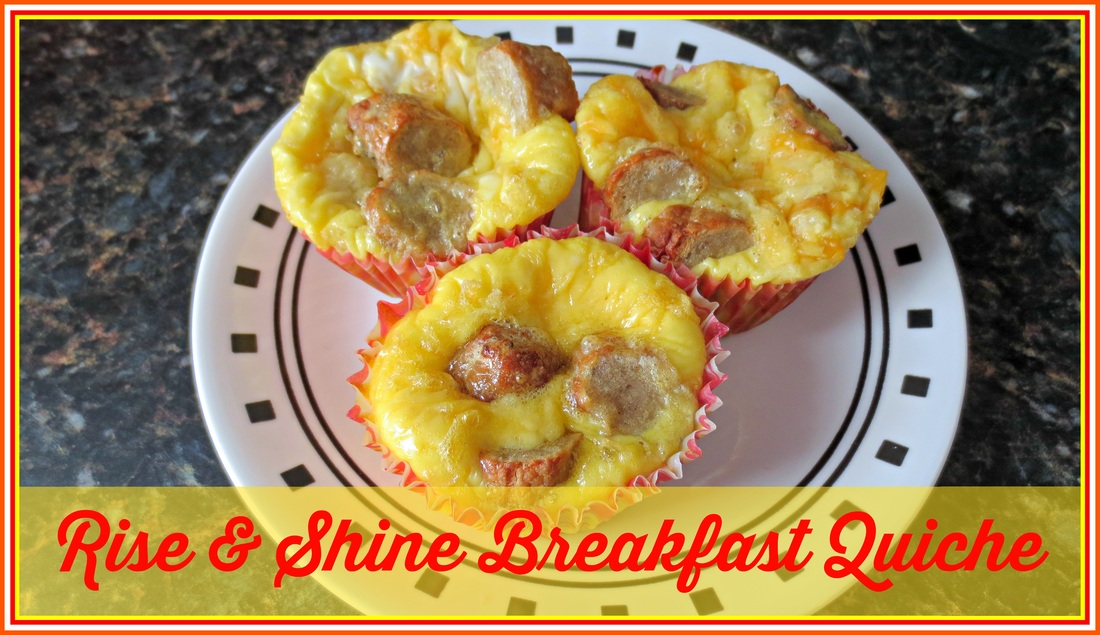 Rise & Shine Breakfast Quiche