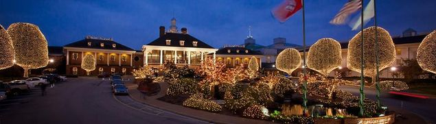 Country Christmas at Gaylord Opryland Nashville TN