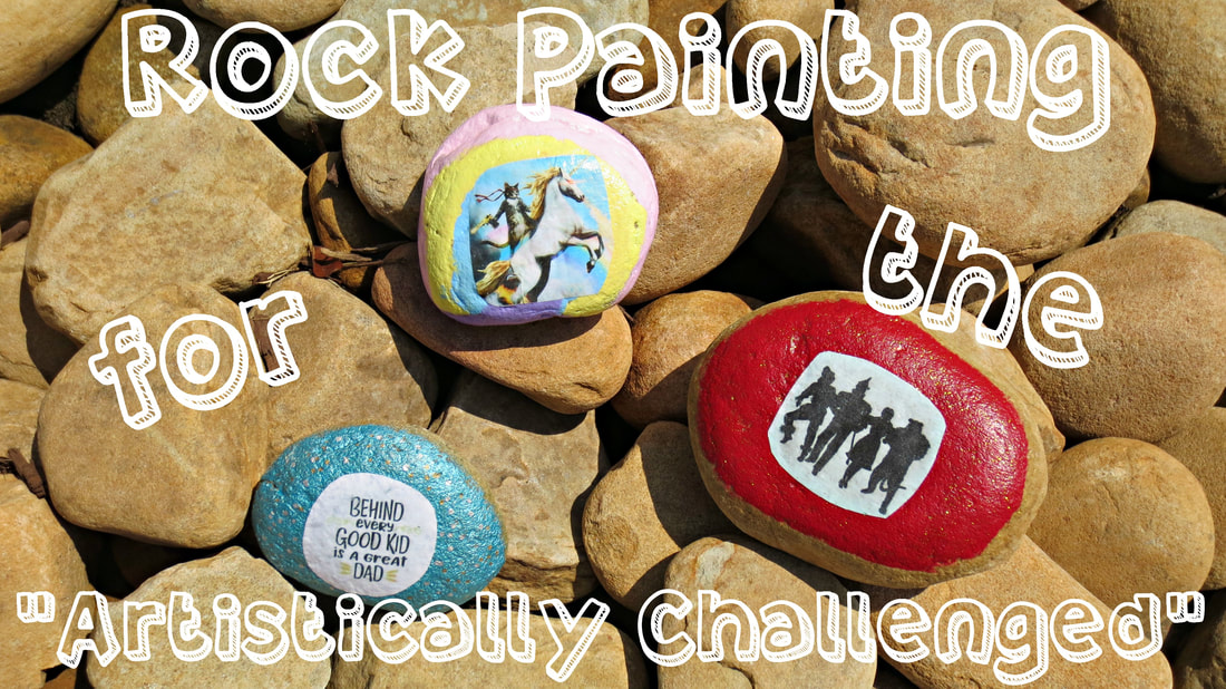 Rock Painting for the Artistically Challenged