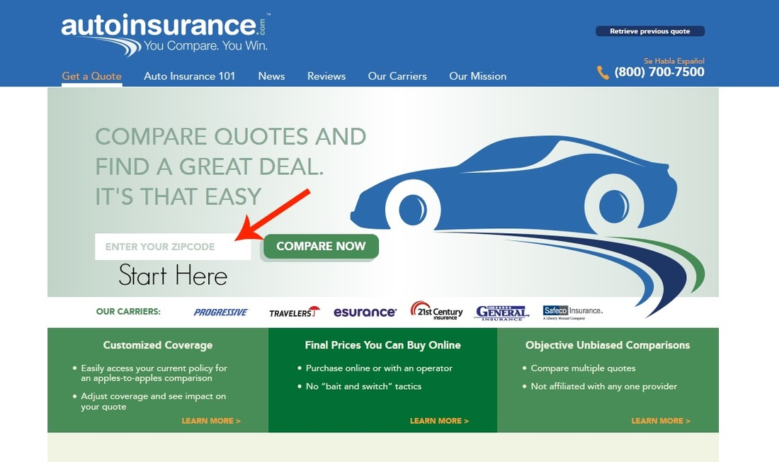 #Compare2Win with AutoInsurance.com #shop