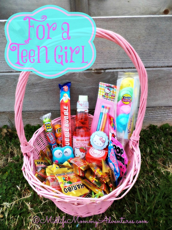 Easter basket ideas for everyone from world market 2000 gift card basket for a teen girl negle Images