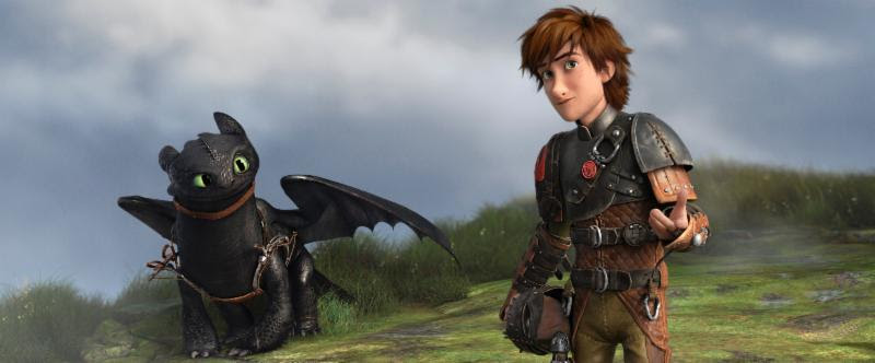 How to Train Your Dragon 2 Opening Friday June 13