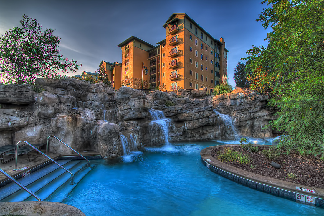 Our adventures at the RiverStone resort in Pigeon Forge, TN