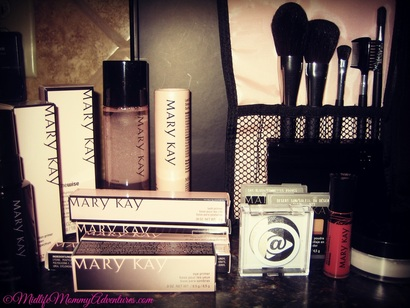 Holiday Goodies from Mary Kay