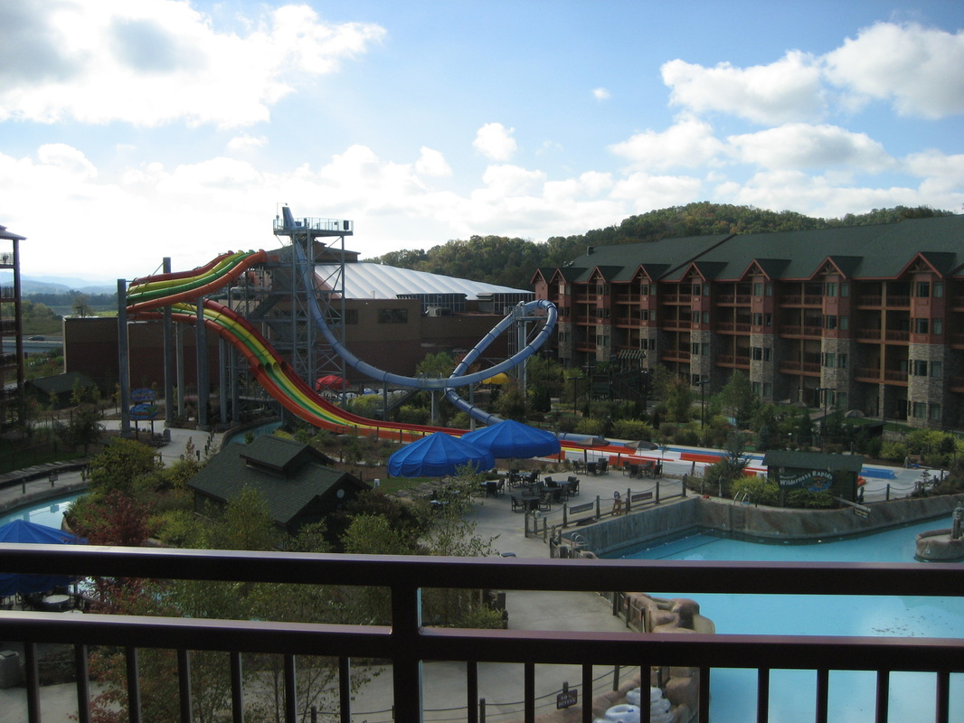 Check out our family adventure at Wilderness at the Smokies in Sevierville, TN