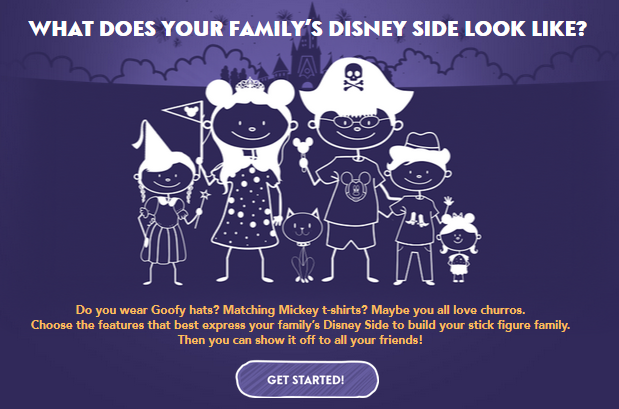 FREE #DisneySide Car Decal