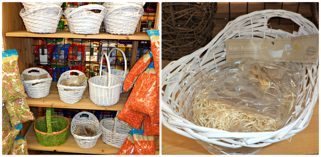 DIY Gift Baskets from World Market