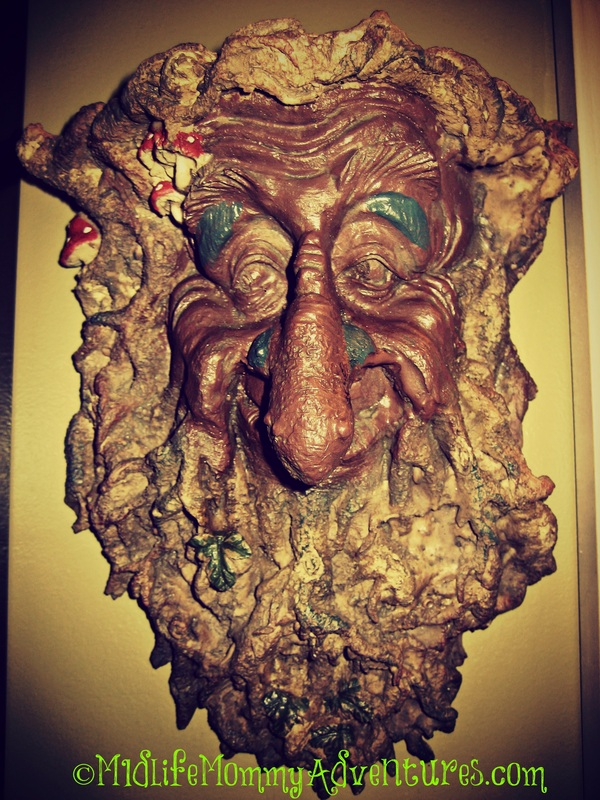Troll Wall Plaque from New Age Source Store