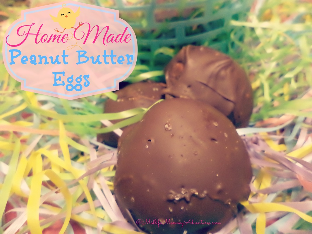 Home Made Peanut Butter Eggs