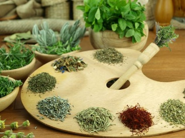 4 herbs used in cooking