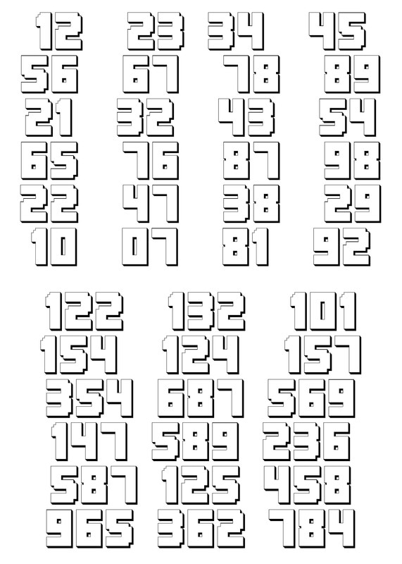 FREE Printable Place Value Game