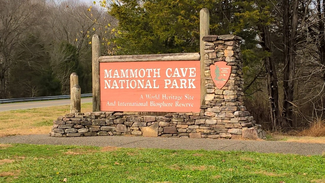 Check out our adventures at Mammoth Cave National Park in Kentucky